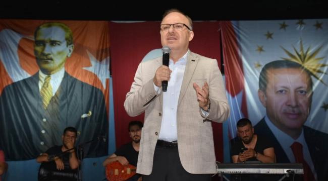 Vali Tutulmaz Emirdağ 14. Gurbetçi Festivali'ne Katıldı