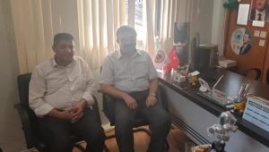 Yurdunuseven'den basın mensuplarına ziyaret