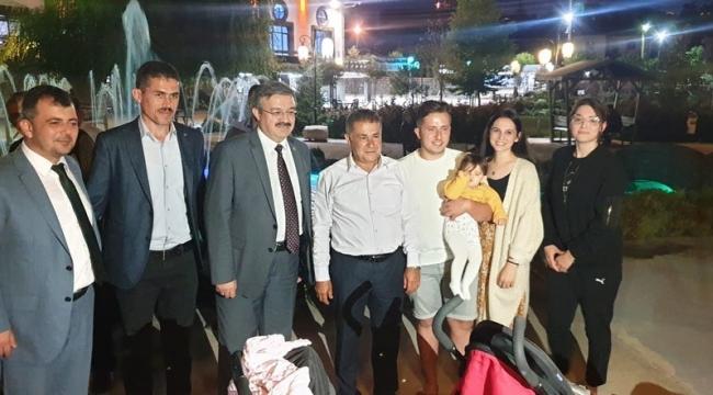 Yurdunuseven'den Emirdağ çıkarması