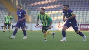 Afjet Afyonspor 0 - 2 Diyarbekirspor