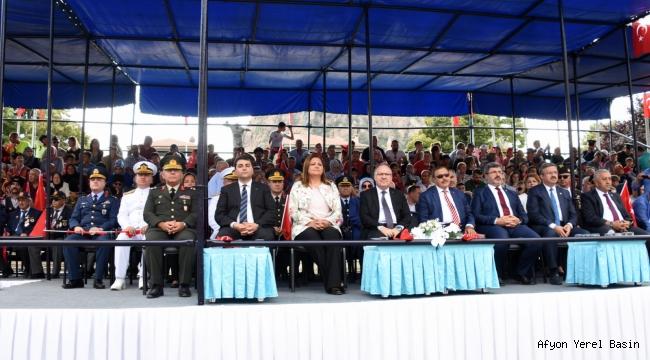 Afyonkarahisar Kurtuluşun 97. Yılını Kutladı