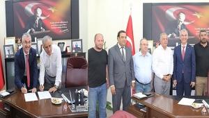 Deniz Bank Bölge Müdürü Bozkaya, Dinar TSO'da