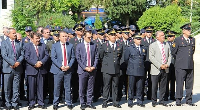 Dinar'da 30 Ağustos Zafer Bayramı törenle kutlandı