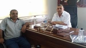 Dinar'da Taşıyıcılar Kooperatifde Yeni Başkan Bayram Ceylan oldu