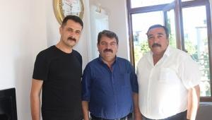Dinar MHP'de Bayramlaşma