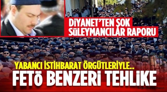 Diyanet'ten Süleymancılar raporu..