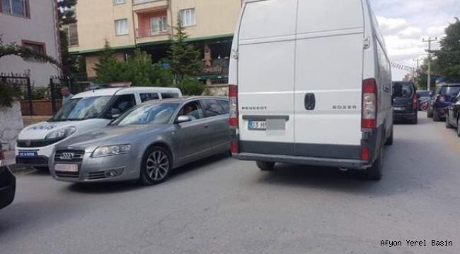 Emirdağ'da Yaralamalı Trafik Kazası