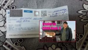 ESNAF MUSTAFA ARSLAN'IN HAYATINI KARARTTILAR..
