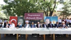 """""""Güçlü Türkiye'nin teminatı AK Parti 18 yaşında kalacaktır"""""""