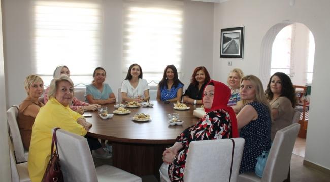 KADIN GİRİŞİMCİLER EMİRDAĞ'DA
