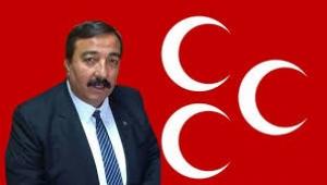 MHP Dinar İlçe Başkan'ı Karahan'dan Taziye Mesajı
