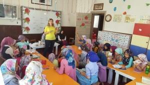Yaz Kur'an Kursları Eğitimleri Verildi