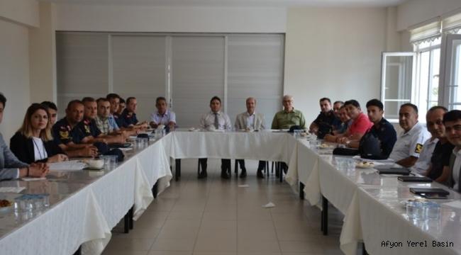 Zafer Haftası Son Toplantısı Yapıldı