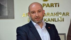 AK Parti il Başkanı Hüseyin Sezen'in Yeni Adli Yıl mesajı..
