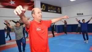Başkan Bozkurt Halk Oyunları Kursuna Katıldı