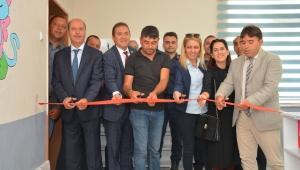 Başkan Bozkurt Kütüphane Açılışına Katıldı