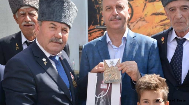 Başkan Bozkurt'tan Gaziler Günü Mesajı