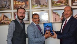 Bozkurt'tan Belediye Başkan Yardımcılarına Ziyaret