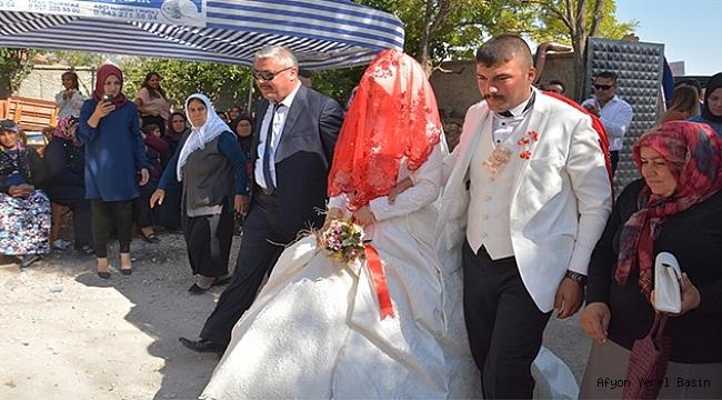 Cengiz Güçlü'nün Oğlu Alper Hayatını Kemal Başoğu'nun Kızı Nazlı ile birleştirdi
