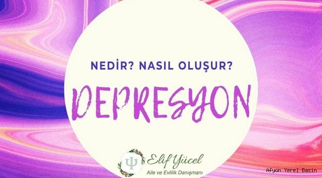Depresyon semptomları..