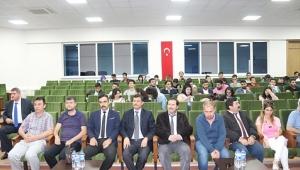 Dinar MYO da Oryantasyon Toplantısı