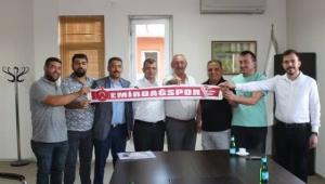 Emirdağ Spor'da Yeni Yönetim Oluştu