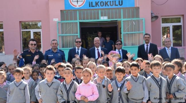 İlköğretim Haftası Açılış Programı Yapıldı