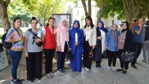 Kadınlar Meclisi, Şehit Ailelerini yalnız bırakmadı