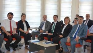 Sağlık Hizmetleri İl Değerlendirme Toplantısı yapıldı