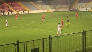 AFJET Afyonspor, Gümüşhanespor'u 3-2 mağlup etti