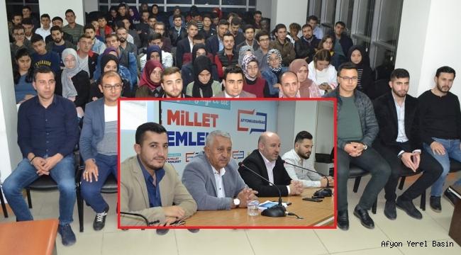 """""""AK Gençler sosyal medyadaki Türkiye aleyhtarı algıları çürütüyor"""""""