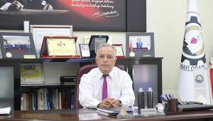 Başkan Bağırkan'dan Deprem Şehitleri için Anma mesajı