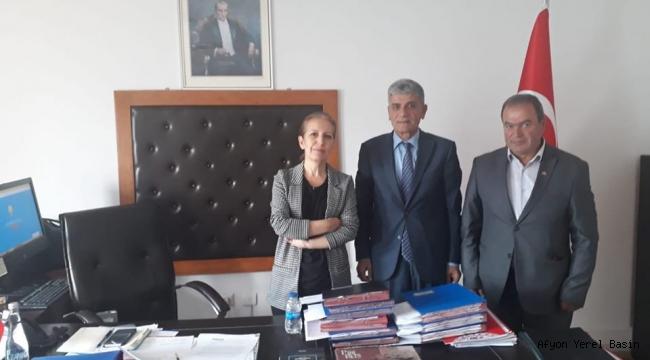 Başkan Erol'dan Ankara çıkarması