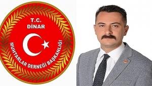 BAŞKAN MEHMET GÜRPINAR'DAN 19 EKİM KUTLAMA MESAJI...