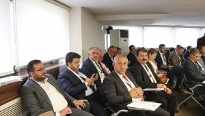 Başkan Nihat Sarı Türkiye Belediyeler Birliği Meclis Toplantısına Katıldı