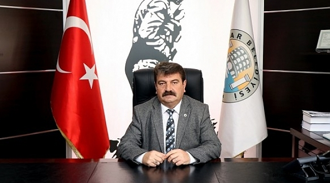 Belediye Başkanı Nihat Sarı'dan Başsağlığı Mesajı