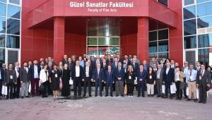 Büyük Taarruz'un 100. Yıl Dönümüne Yönelik Proje Önerileri Çalıştayı Başladı.