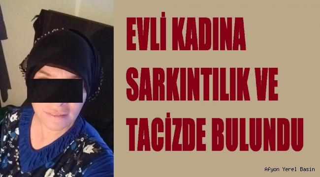 PERSONEL EVLİ 3 ÇOCUK ANNESİNİ TACİZ ETTİ.!