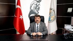 Dinar Belediye Başkanı Nihat Sarı'dan Başsağlığı Mesajı