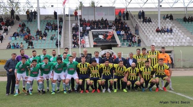Dinar Belediye Spor 1 Afyonkarahisar Karşıyaka Spor 0