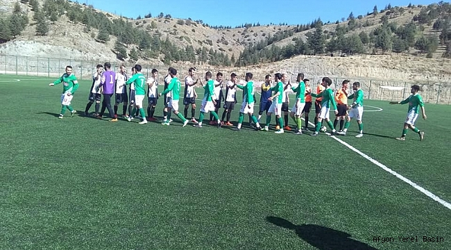 Dinar Belediye Spor 6 - 2 Hocalar Belediye Spor'u yendi