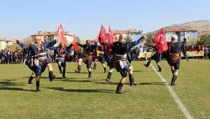 Dinar'da 29 Ekim Cumhuriyet Bayramı Coşkuyla Kutlandı