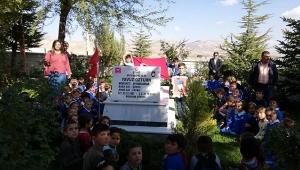 Dinar'da Şehit P.E.Yavuz Öztürk Dualar ile anıldı