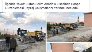 DİNAR'DA VATANDAŞLARIN KAYMAKAM'DAN İSTEĞİ..