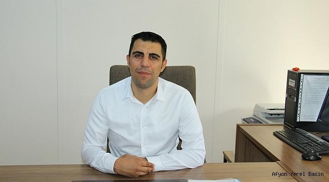Dinar'da Yeni Atanan Müdürler Göreve başladı