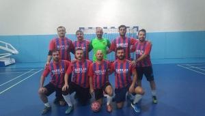 Dinar Futsal Takımı Bolvadin Futsal Takımını 17 -0 yendi