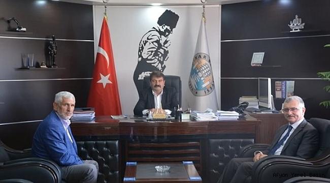 Dinar Müftüsü Şahin Yaşar'ın Tayini çıktı
