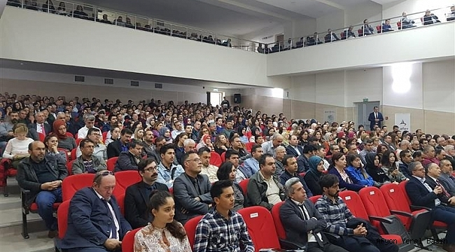 DİTSO Mesleki & Teknik Eğitim Toplumsal Farkındalık Toplantısı