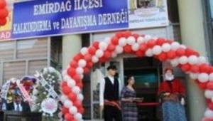 EKDAD Yeni Binasını Açıyor