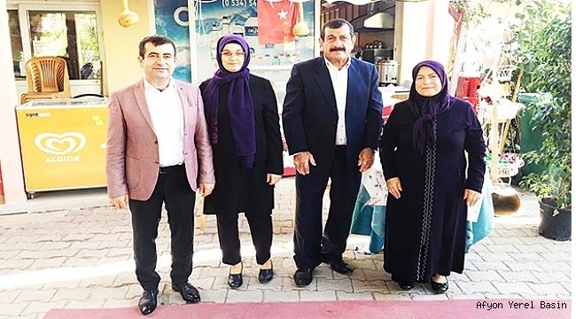 Emekli Bankacı Nurettin Akçin, Aziz Park'ta Mevlid-i Şerit Okuttu